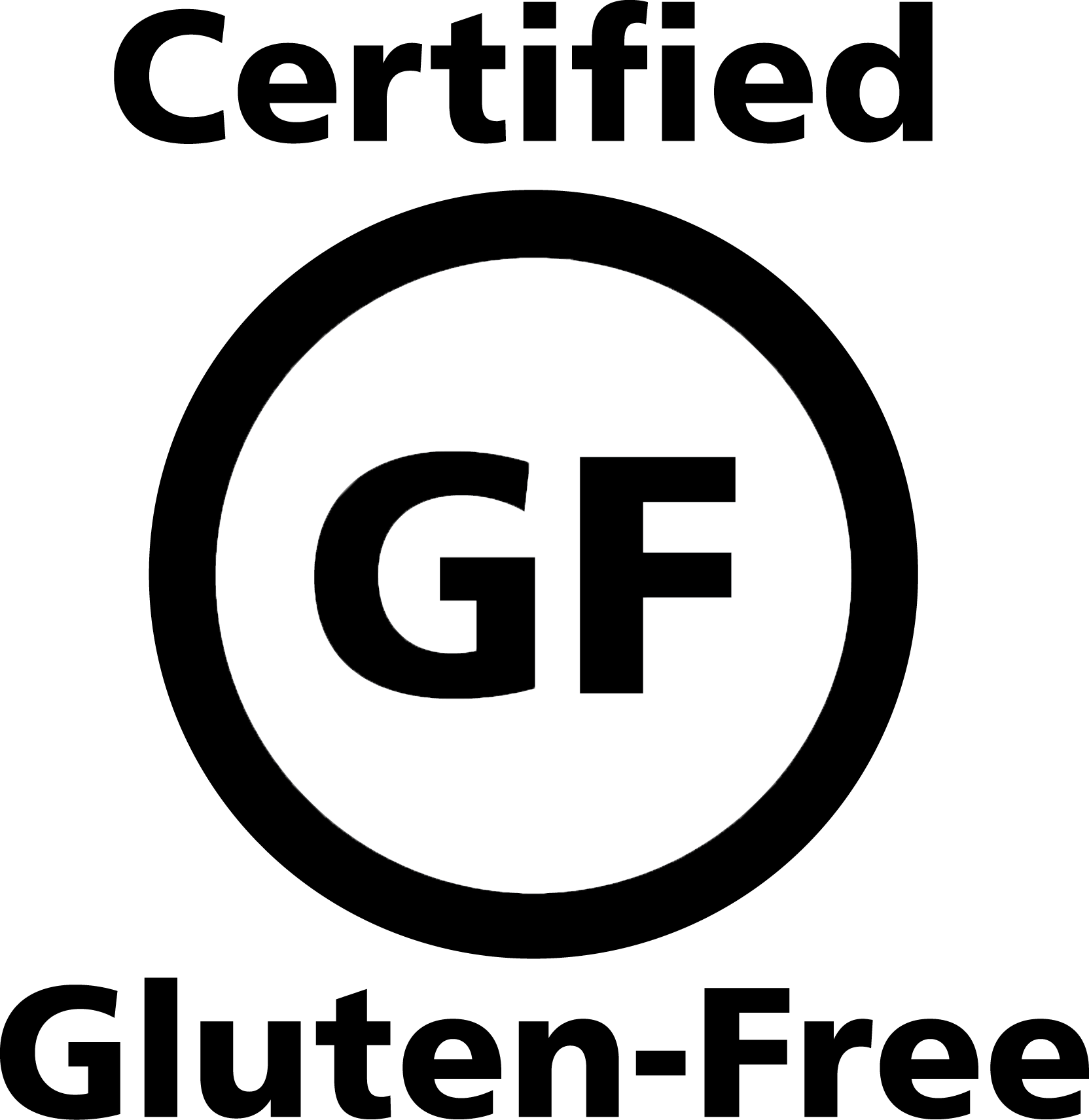 Gluten free logo png. Intolerance group gif
