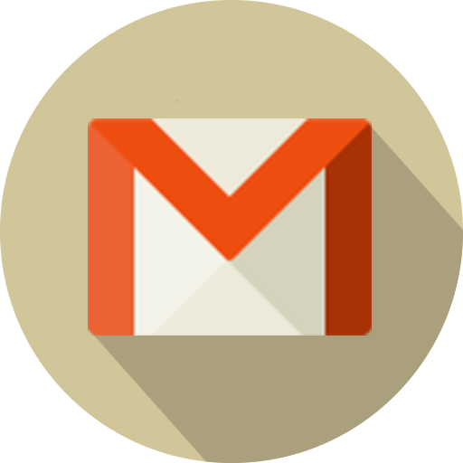 Gmail logo png transparent background. Social network buttons by
