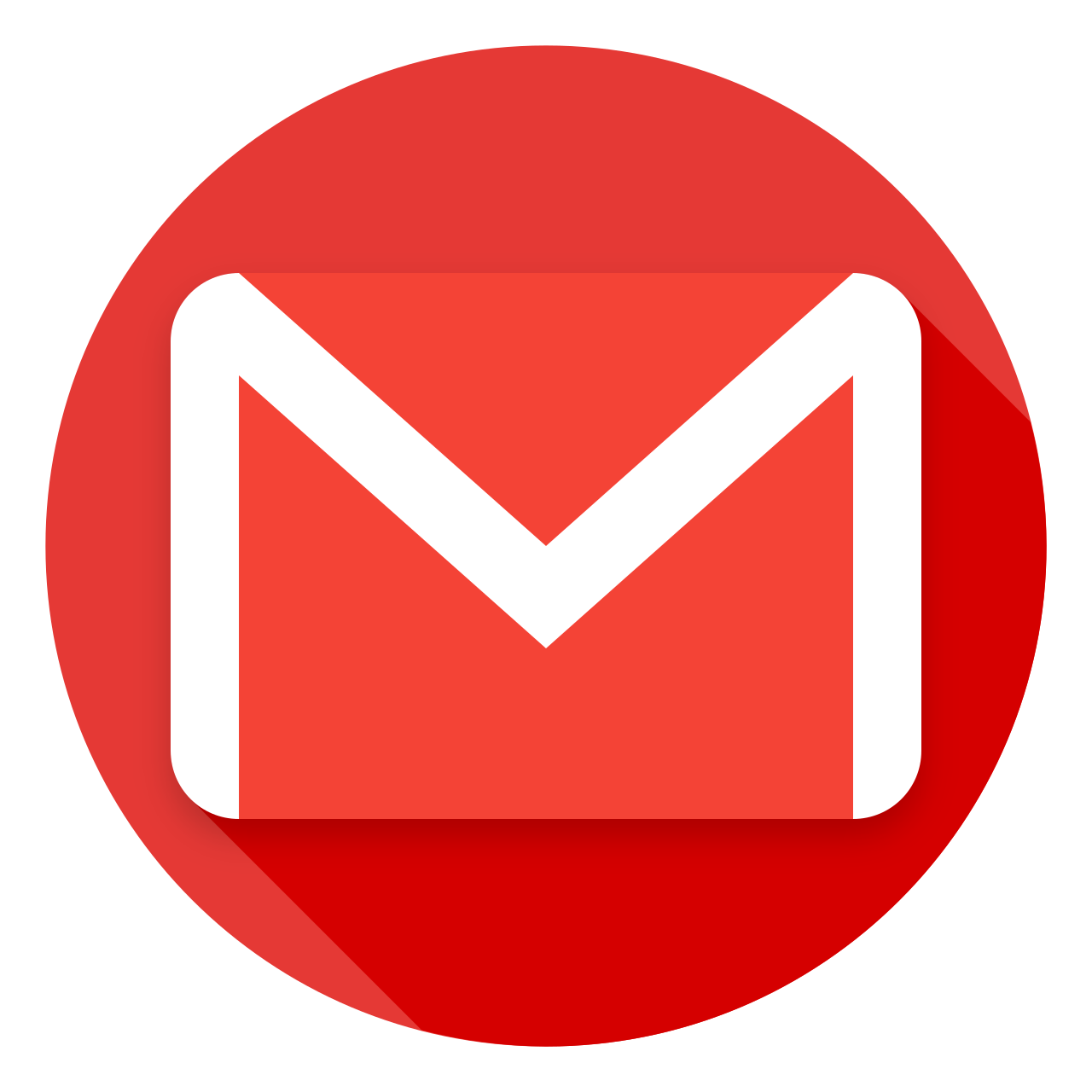 Gmail logo png transparent background. Save icon format free