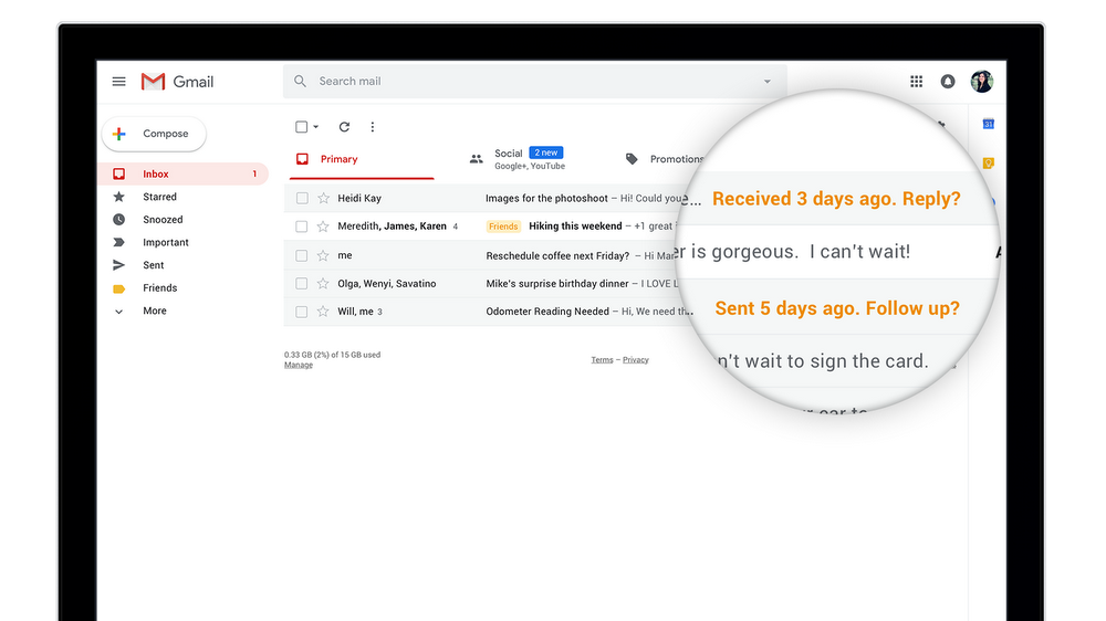 Gmail not loading png snippets. Google rolls out redesigned