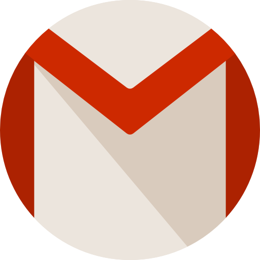 Gmail png icon. Free social media icons