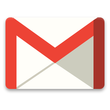 Gmail png logo. Free colorful icons by