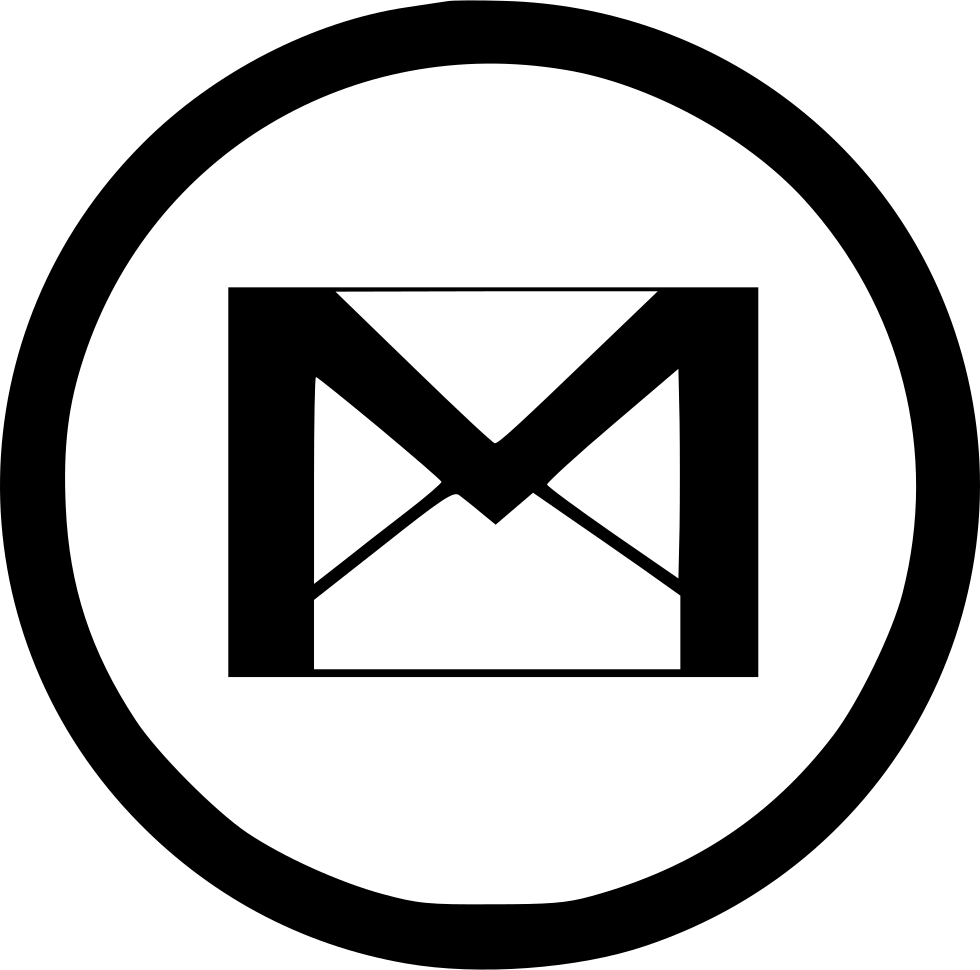 Gmail symbol png. Svg icon free download