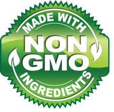 Gmo free label png. Bluebonnet s commitment to