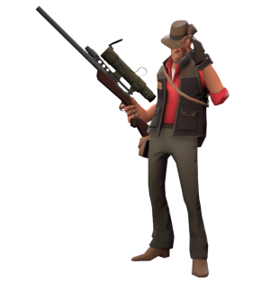 Gmod character png. Sniper garry s mod