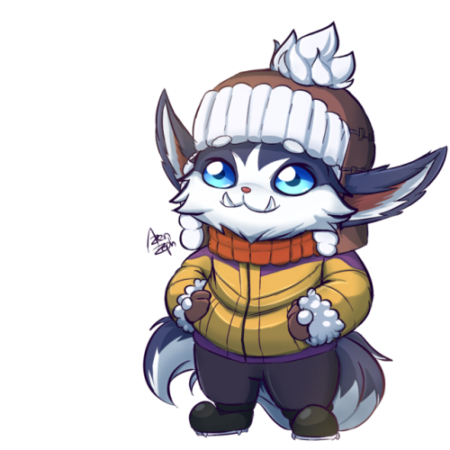 League of legends snow. Gnar drawing jpg transparent library