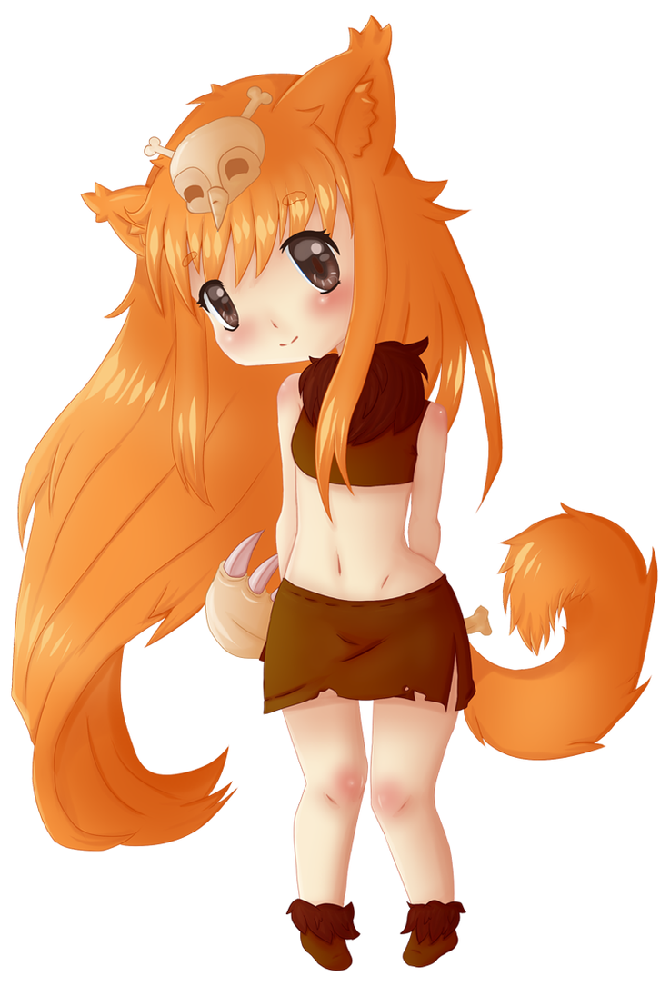 Gnar drawing drawn. League of legends chibi