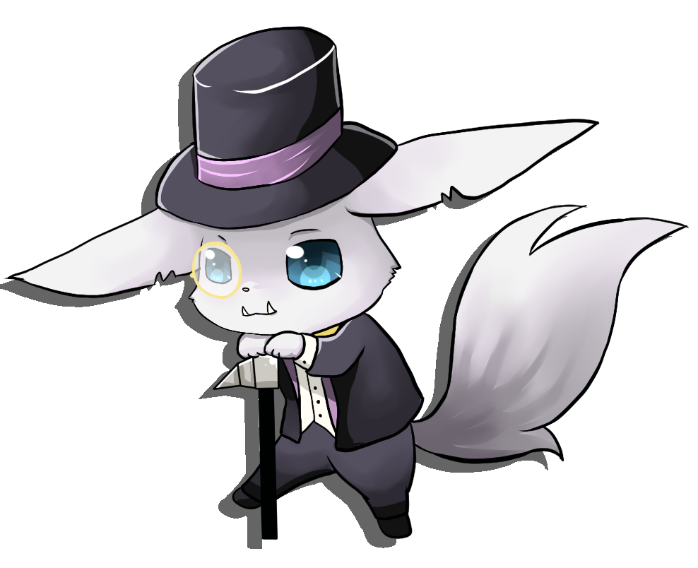 Gentleman by chibiyouko on. Gnar drawing anime png freeuse library