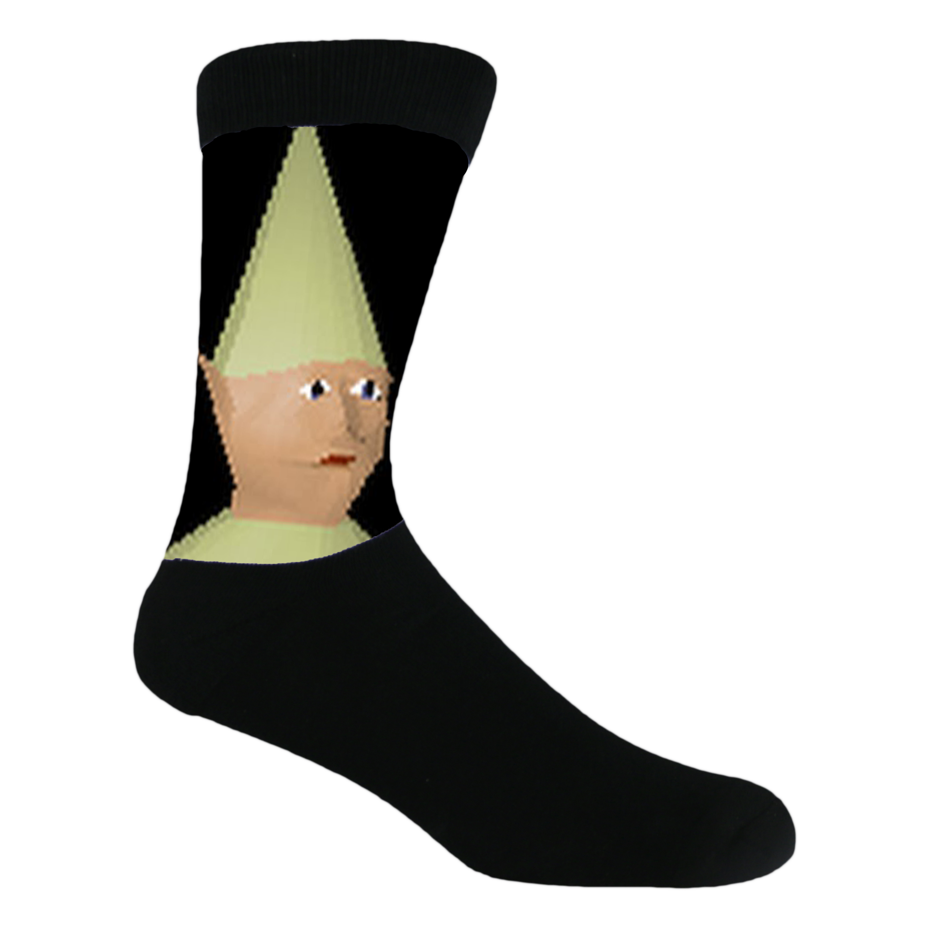 Confused math lady meme png. Gnome child dank socks