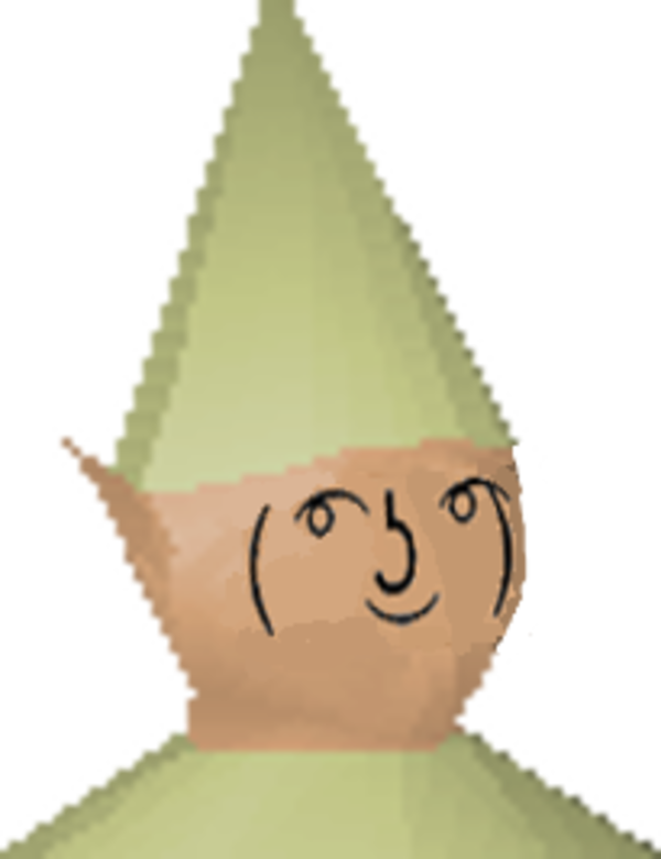 Gnome child png. May w lenny face