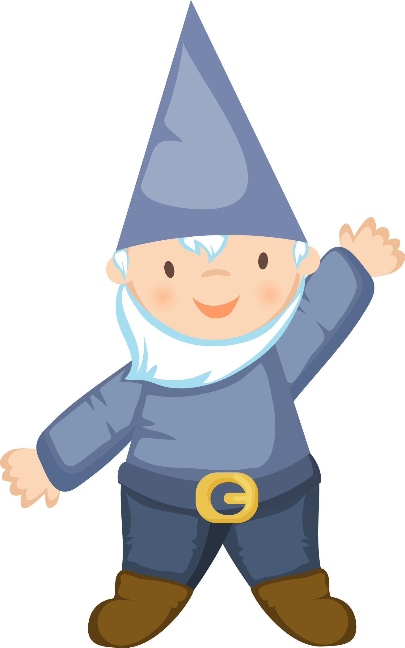 Gnome clipart. Png clip art library