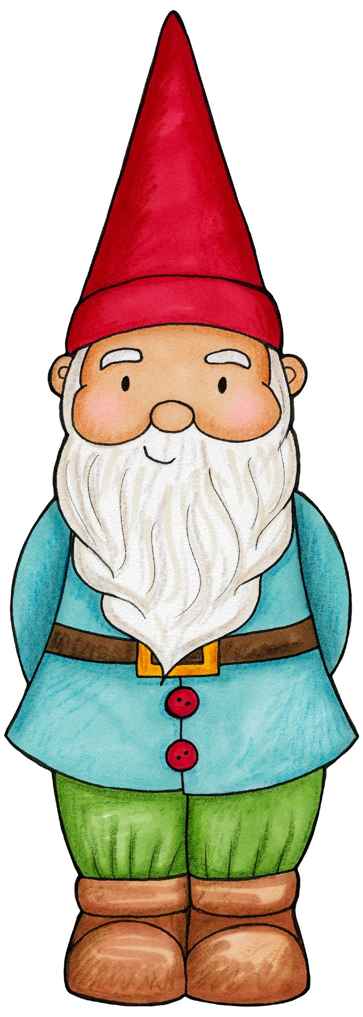 Gnome clipart printable. Best printables for