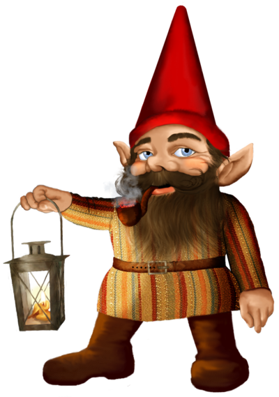 gnome vector scandinavian