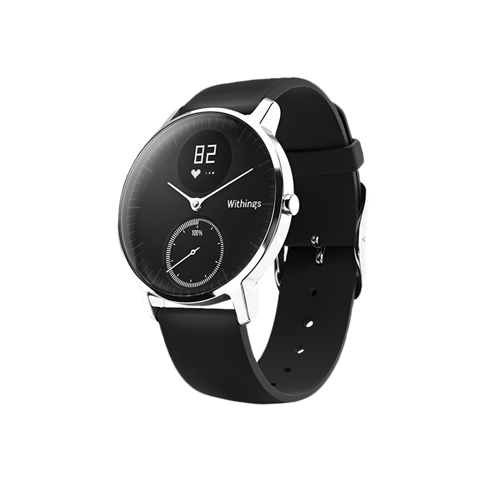 Go clip withings. Wearables devices steel hr