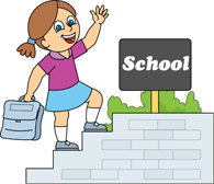 Go clipart school. Free clip art pictures