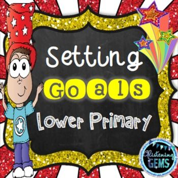 Goal clipart academic goal. Setting freebie this booklet