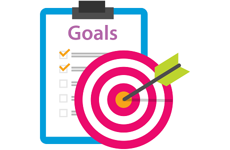 Goal clipart goal setting. Parent tips with your