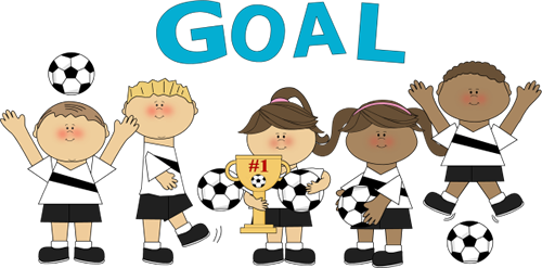 Soccer clipart teamwork. Free goal download clip