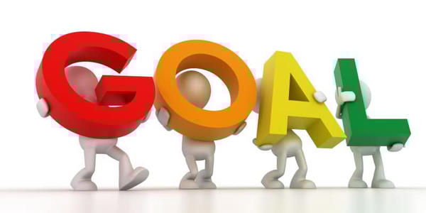 Goal clipart management. Learning goals free images