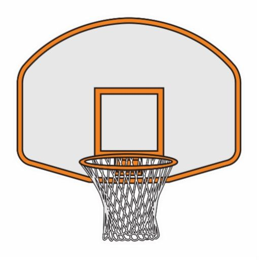 Goal clipart printable. Basketball at getdrawings com