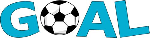 Soccer at getdrawings com. Word clipart goal free library