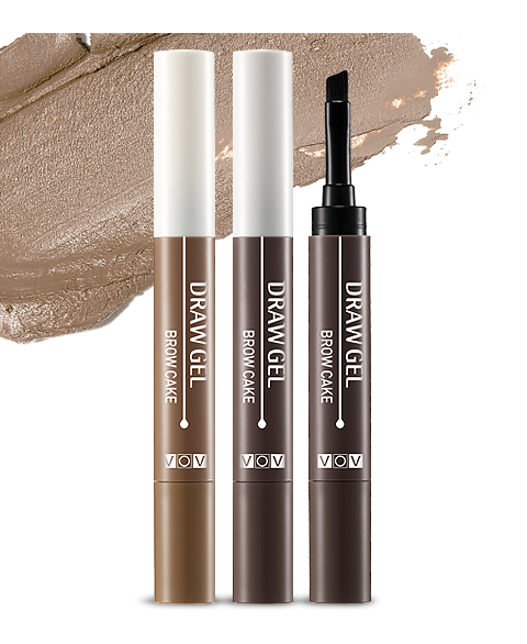 Goal drawing brow. Home product draw gel