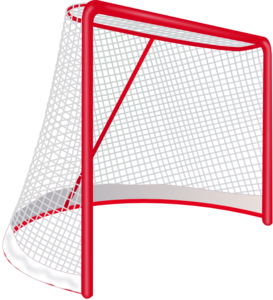 Goal drawing hockey. Clip art at clker