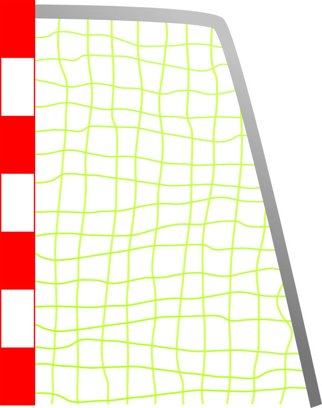 netting vector soccer net
