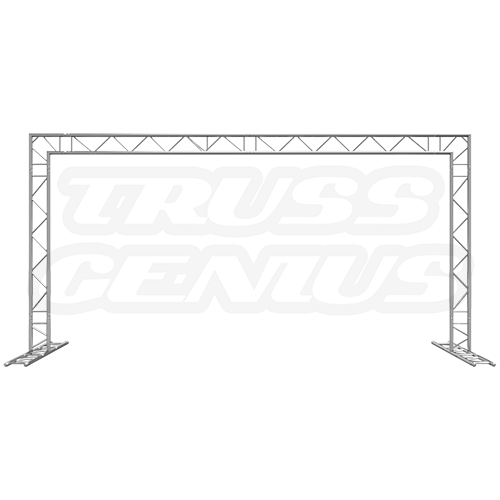 Goal post png image. Foot truss kit