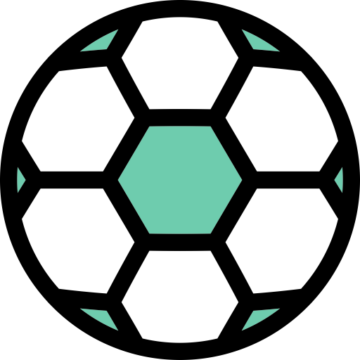 Goal vector football. Net icon with png