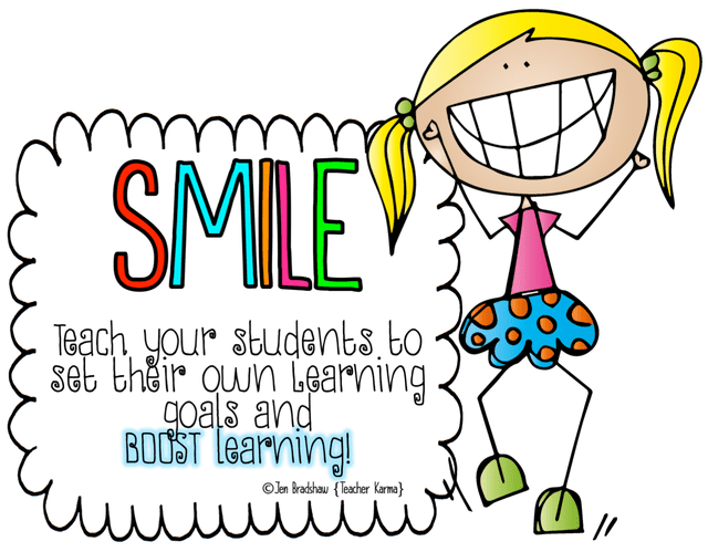 Goals clipart meeting. Teach your students to