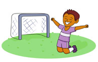 Goals clipart soccer score. Search results for goal