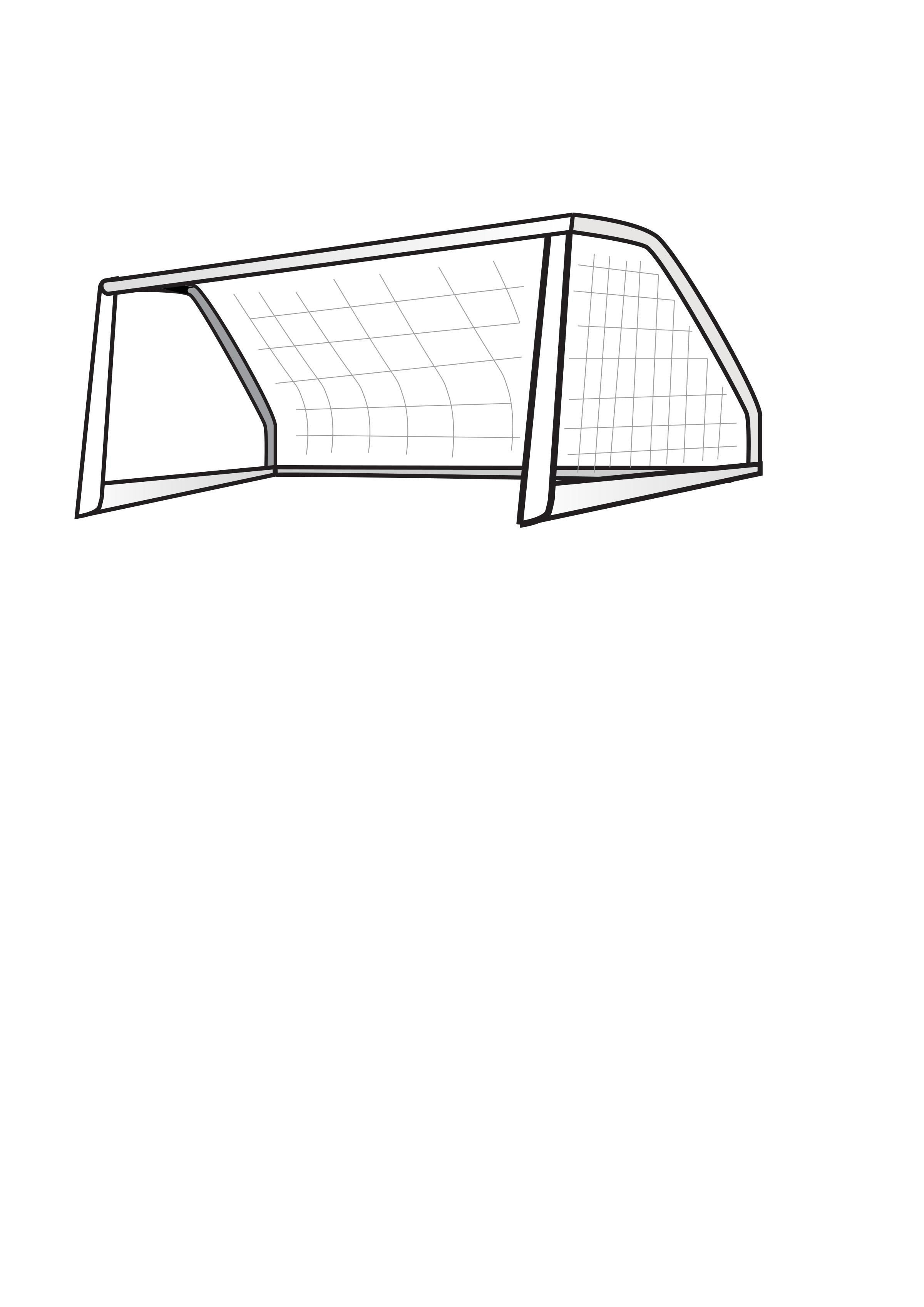 Goals clipart transparent background. Soccer goal icons png