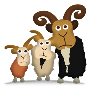 Goat clipart little. Three pigs png hd