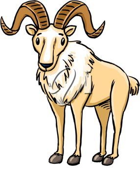 Goat clipart mountain goat. At getdrawings com free