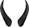 Goat horns png. Images in collection page