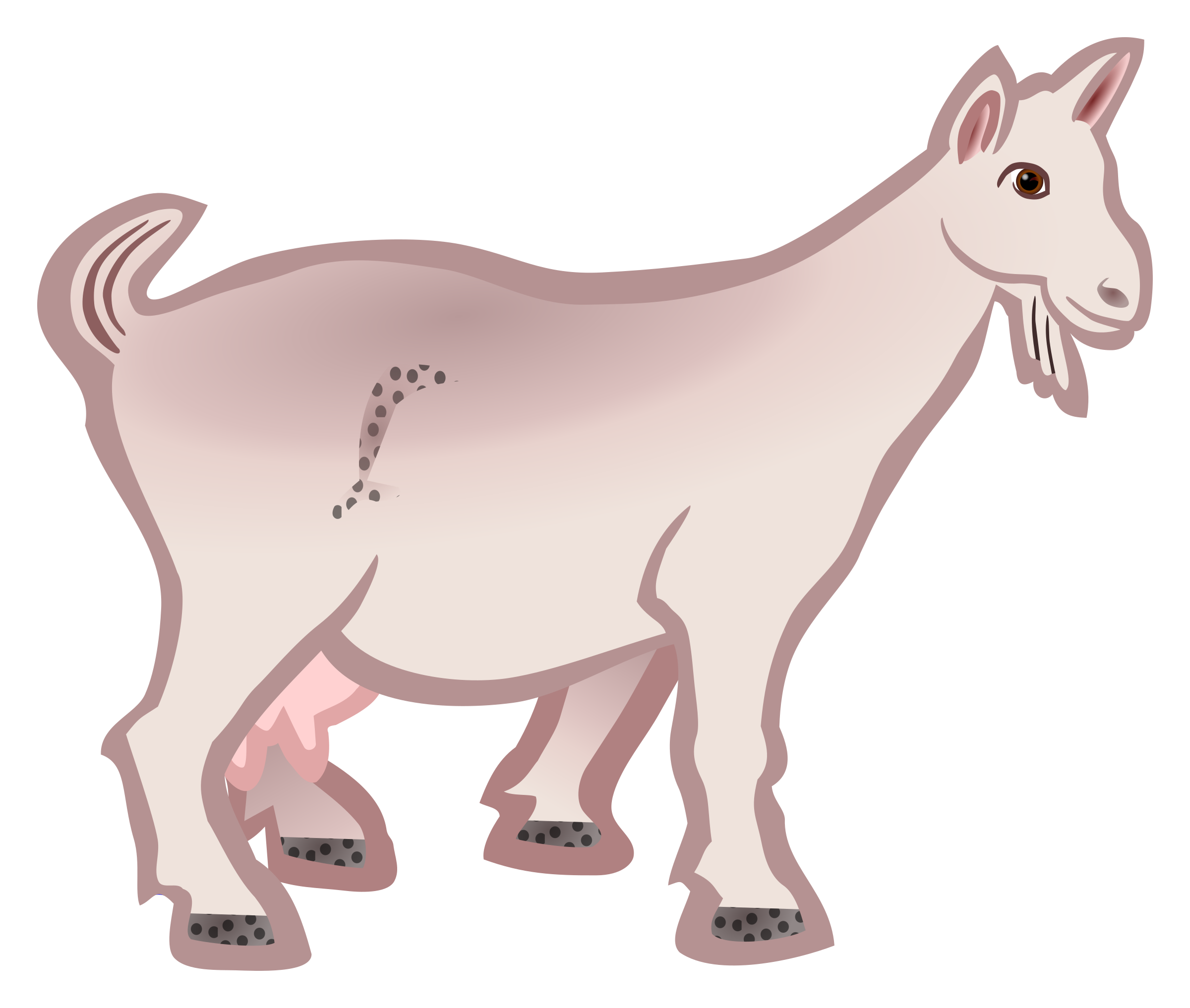 Goat .png. Coloured icons png free