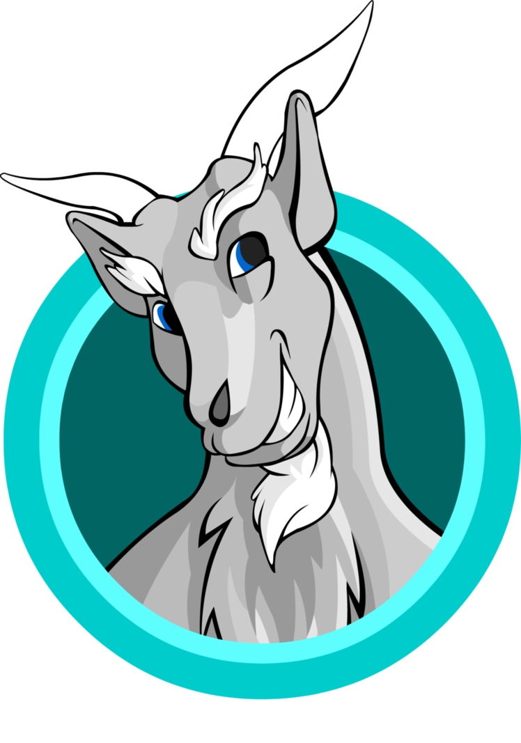 Goat vector png. By ravendark on deviantart