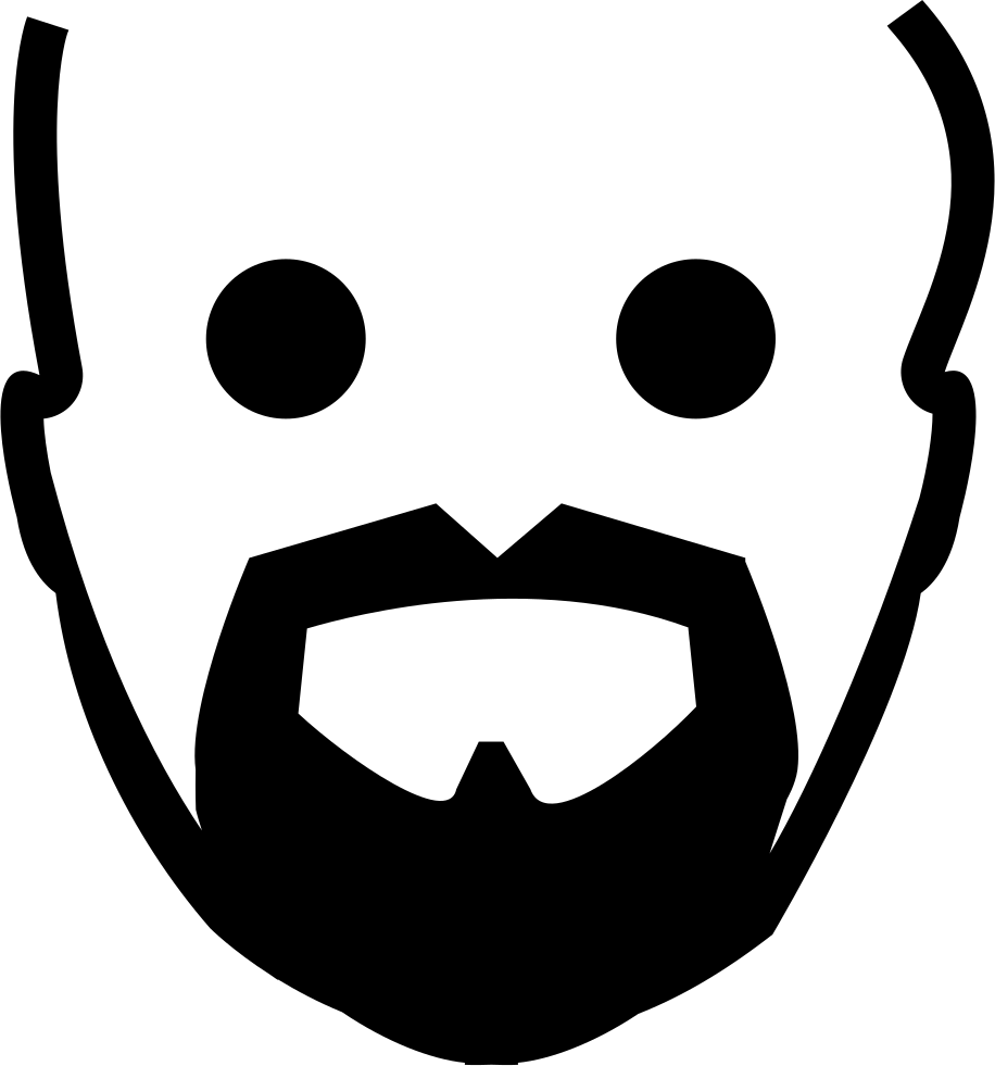 Goatee drawing viking beard. Png freeuse stock
