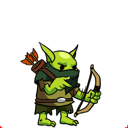 goblin archer png