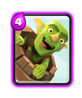 Goblin clash royale png. Image