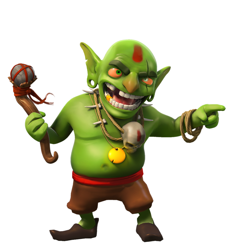 Goblin clash royale png. Images free download