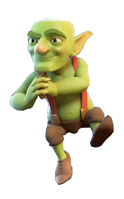 Goblin clash royale png. Image wiki fandom powered