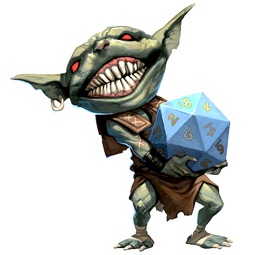 Goblin pathfinder png. Template