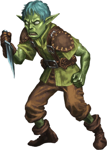 goblin transparent