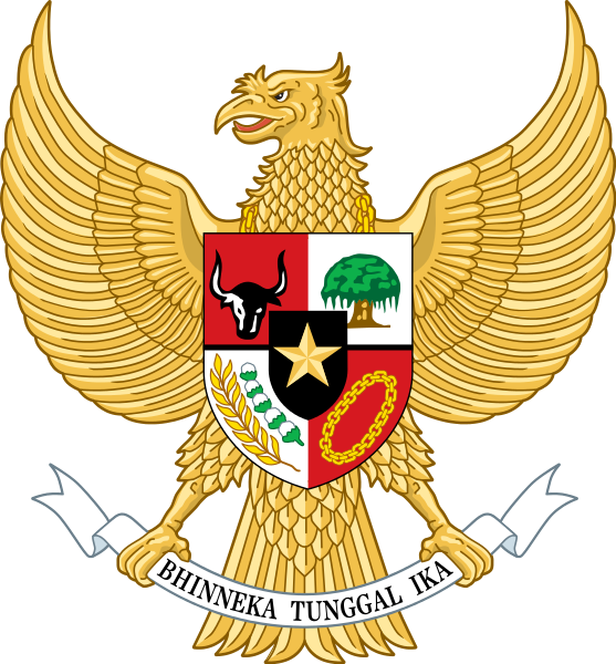 God clipart garuda. File national emblem of