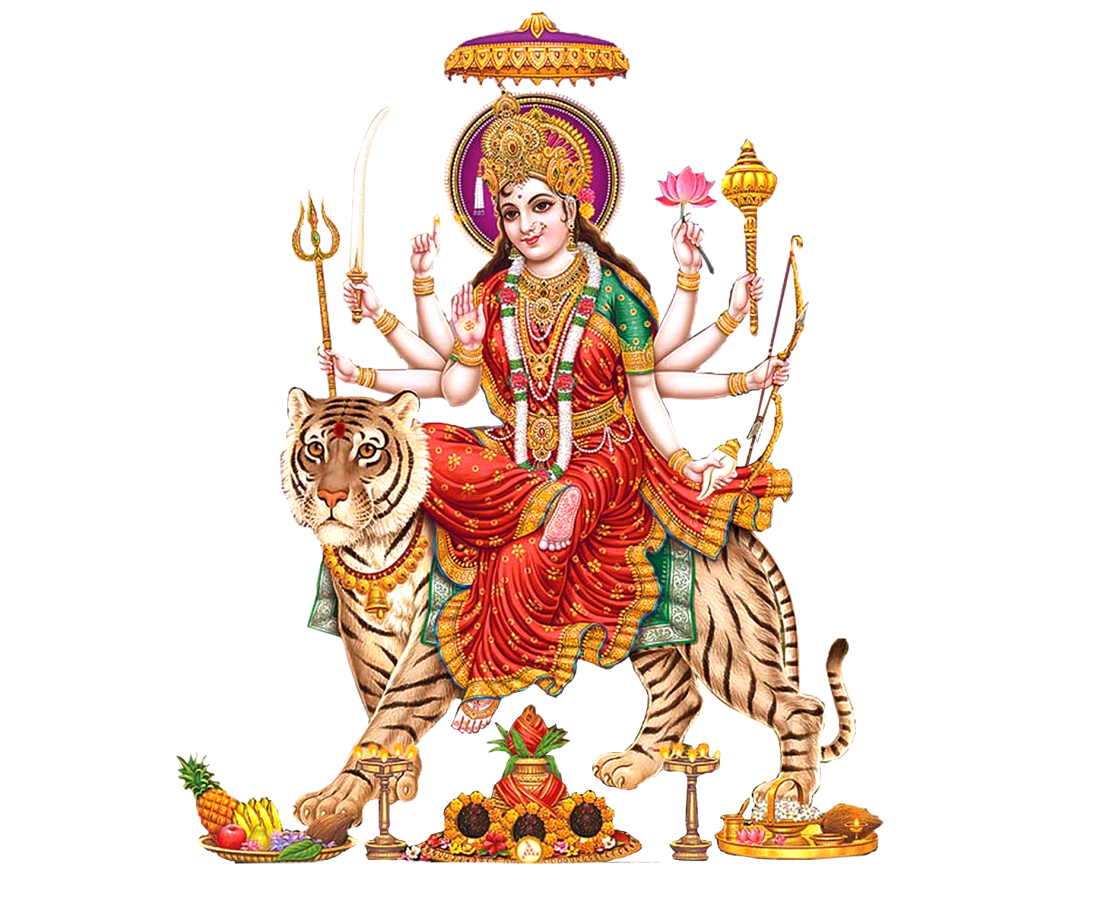 God durga png. Maa hd transparent images