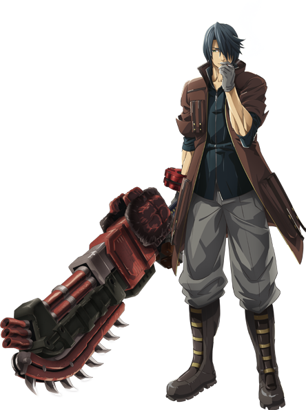 god eater anime png