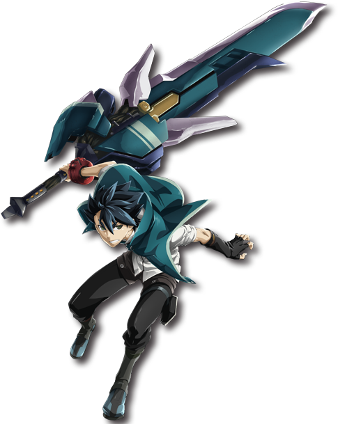 God eater personajes anime hd png. Characters official site of