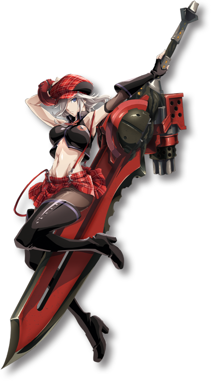 God eater personajes anime hd png. Latest characters pinterest and